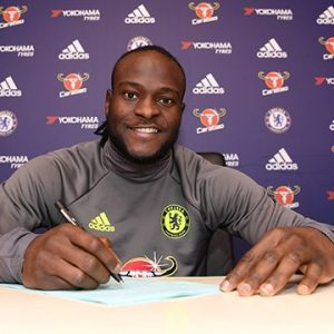 Victor Moses Lands Lucrative Contract with Opera Mini as Brand Ambassador