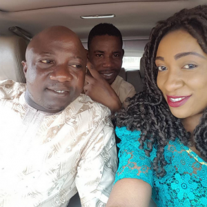 The Only Thing I Had When I Met My Wife, Was My Tribal Mark – Sanyeri