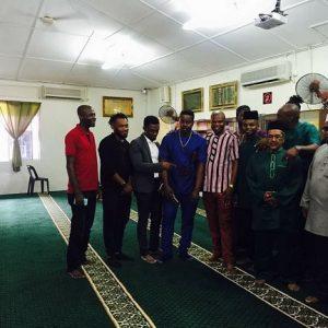Igbo man marries Muslim lady in Malaysia(Photos)