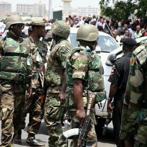 Tension Rocks Akwa Ibom as Nigerian Soldier Shoots Judiciary Staff in Broad Daylight