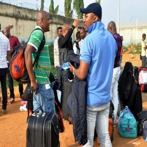 Another batch of 250 Nigerians return from Libya
