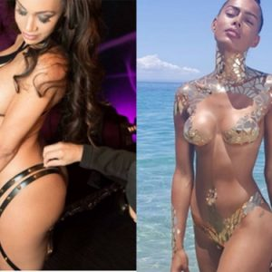 Black Tape Project: New Fashion Trend Shows N*ked Ladies Wearing Only Duct Tape to Go Clubbing (Photos)