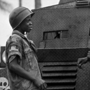 Chilling Pictures of the The Nigerian Civil War