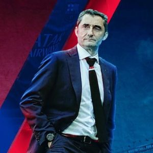 FC Barcelona Appoints Ernesto Valverde as New Coach