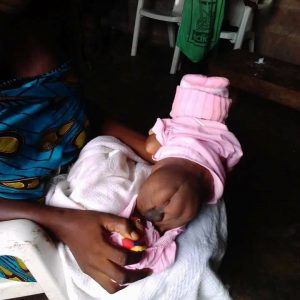 Mother Laments After Giving Birth to a Baby Without Anus In Delta State (Graphic Photos)