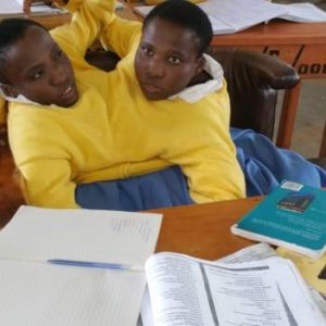 19-year-old Tanzanian Conjoined Twins Want to Become Teachers (Photos)