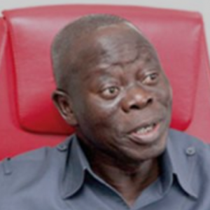 Nigeria would've been in danger if Jonathan had continued in office –Oshiomhole
