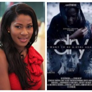 Nollywood Actress, Stephanie Okereke Accused Of Stealing Movie Script