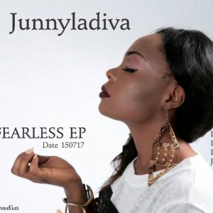 Singer, JUNNYLADIVA Set To Launch Africa's Most Anticipated EP 'FEARLESS'