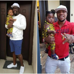 'My daughter is well, I've lost one before and wouldn't take any chance on another' -Seyi Law