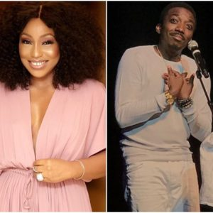 Bovi pours encomium on Rita Dominic as he remembers the first times they met