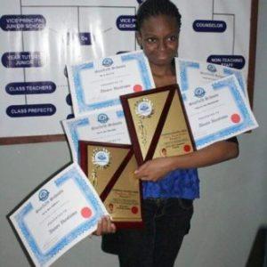 Meet Ikeoluwa Abioye 15-year-old student who scored 9 A1 in WAEC & 305 in JAMB