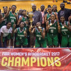 Buhari to receive new African champions D'Tigress today