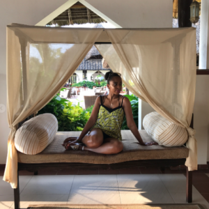TBoss shares beautiful photos of when she visited Tanzania last week