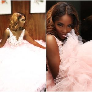 Tiwa Savage's stunning new photos