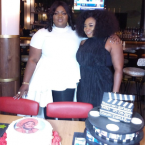 Photos from actress Eniola Badmus' 40th private birthday dinner