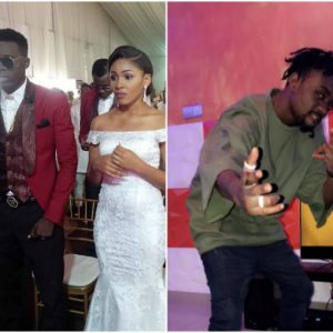 """""""They are just joking"""" – Akpororo reacts to DJ Timmy calling his wife a sex slave"""