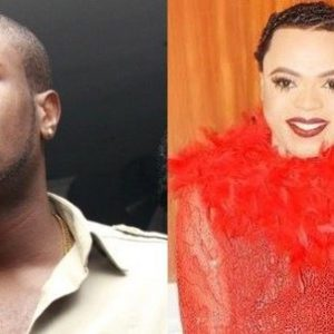 Tunde Ednut reacts to Bobrisky's claims that he asked 'himher' out in 2016