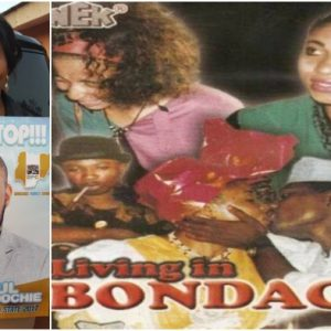 'Living in bondage' star, Nnenna Okonta a.k.a Merit endorses Yul Edochie for governor