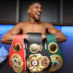Anthony Joshua to defend his IBF & WBA heavyweight world titles against Kubrat Pulev on October 28