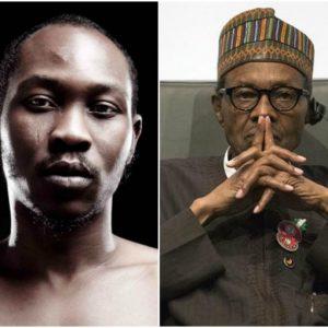 Seun Kuti comes for president Buhari-led administration