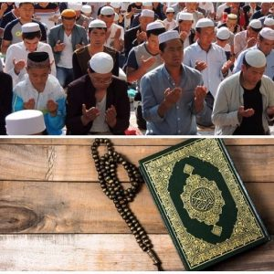 Chinese police order Muslims to hand in all copies of Koran and prayer mats or face 'harsh punishment'