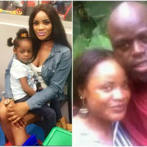 Uche Ogbodo reveals her ex-husband has never called or seen their daughter