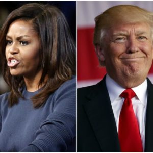 Michelle Obama slams women who voted for Donald Trump