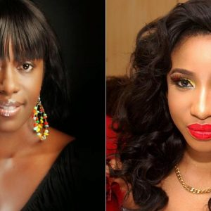 WATCH the interview by Azuka Ogujiuba that pissed Tonto Dikeh off