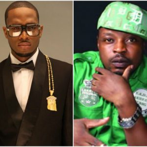 Eedris Abdulkareem insulted artistes young enough to be his children – D'Banj