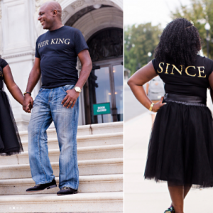'You proposed 3 days after we met' – Nigerian couple celebrate 16th wedding anniversary