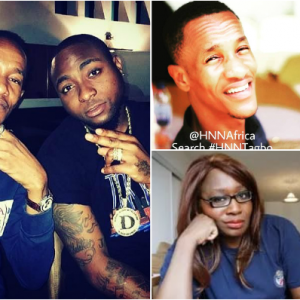 'Davido and some other men were attempting to get Tagbo into Davido's vehicle but..' – Kemi Olunloyo narrates what allegedly happened that night