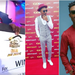 Watch Efe reveal the most expensive thing he bought after winning BBNaija's N25m