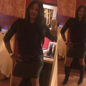Ex-beauty Queen Regina Askia-Williams stuns in new photos