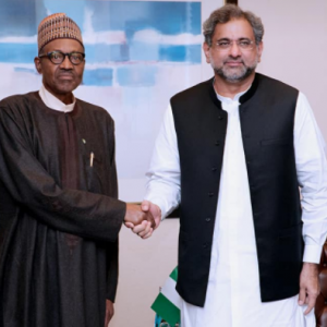 President Buhari says the Nigeria-Pakistan Joint Commission will be revamped