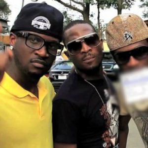 Dbanj shares thoughts on PSquare brouhaha