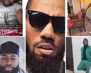 Photos: 5 Nigerian celebrities with killer beards