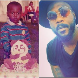 Former big Bother Naija housemate, Bally shares childhood photo as he turns a year older
