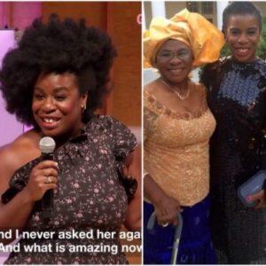 Hollywood actress, Uzo Aduba shares Mum's reaction when she asked her to stop calling her 'Uzoamaka'