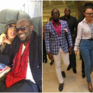 'I was never dating Nadia Buhari' -Jim Iyke