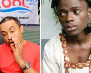 """""""Look at this recycled tampon!"""" – Daddy Freeze blasts the heck out of Bobrisky for calling him out"""