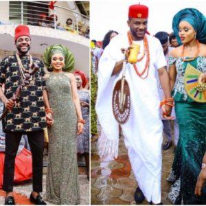 Ebuka Obi-Uchendu and wife Cynthia celebrate 2nd traditional wedding anniversary