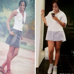 Comedian, AY shares throwback photo of his wife, Mabel