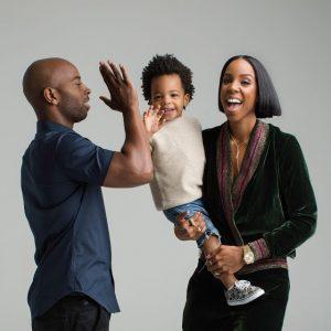 Checkout Kelly Rowland new family photos