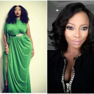 """""""Toke Makinwa doesn't talk to me anymore, because of the things said about her on my show' -Latasha Ngwube"""