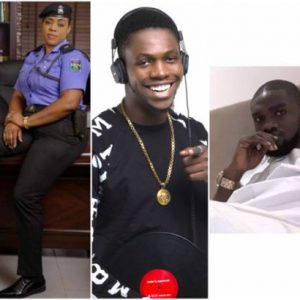 Zonal PPRO, Dolapo Badmus, reacts to reports that DJ Olu and his friend died of drug overdose