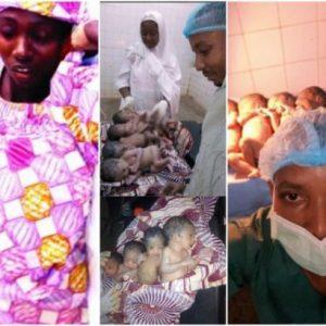 Lady dies after welcoming quadruplets in Katsina