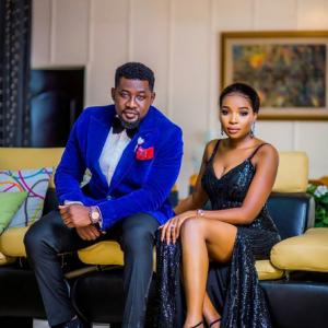 Pre-wedding photos of Nollywood actor, Daniel K. Daniel