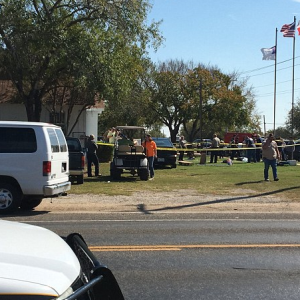 At least 20 people shot as gunman opens fires during church service In Texas