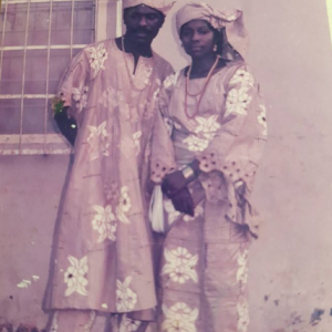 Rita Edochie shares throwback photo of her traditional wedding in 1998